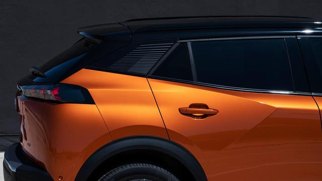 Nouveau SUV PEUGEOT 2008 : grand coffre modulable et fonctionnel