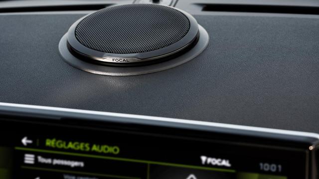 Nouveau SUV PEUGEOT 2008 : sonorisation premium Hi-Fi Focal®