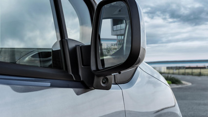 NOVI PEUGEOT PARTNER: Surround Rear Vision
